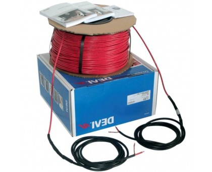 DEVIbasic 20S 131 м, 2640 Вт - греющий кабель 20 Вт/м