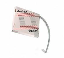 Лента монтажная оцинкованная DEVIfast™, 10м для резистивного кабеля