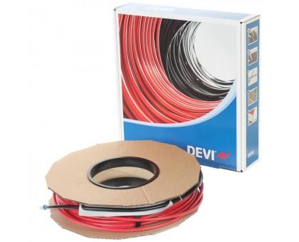 DEVIflex 18T 105 м, 1880 Вт (DTIP-18) - кабель 18 Вт/м в стяжку