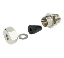 Герметичный ввод кабеля DEVIpipeheat 10 (DPH-10) в трубу